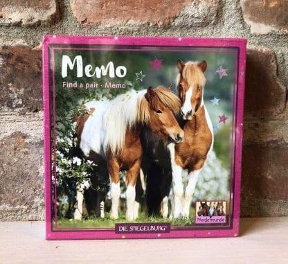 Memo-Pferdefreunde-pink
